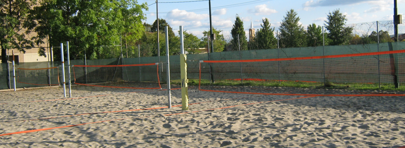 Campi da beach volley/beach tennis